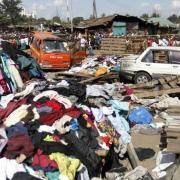 Kenya's Nairobi hit by twin blasts in Gikomba market