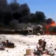 Syria conflict: Deadly blast near Turkey border crossing