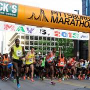 Ethiopia man wins Pittsburgh Marathon