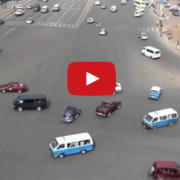 Ethiopia: Meskel Square Traffic video goes viral