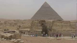 The Pyramids of Giza & The Step Pyramid, Egypt in HD