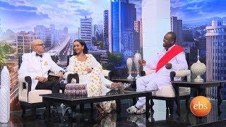 EBS Special New Year Show with Asfaw & Fryat : Interview With Netsanet Workneh 2010