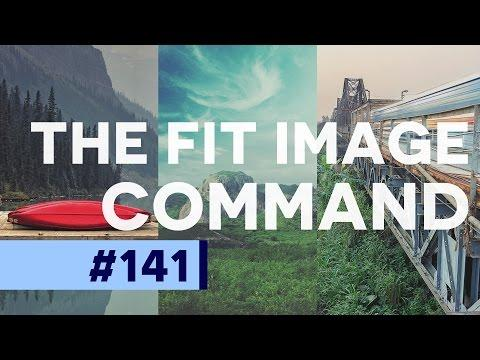 "Resize ANY Image with ""Fit Image"" in Photoshop CC  