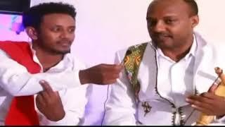 Funny Ethiopian Azmari music -new year 2010   Comedy