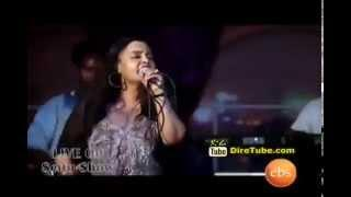 Aster Kebede--Live Performance on Seifu Fantahune Show