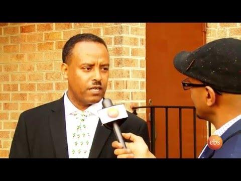 Coverage on Fundraising Event Held in Debreselam Medhanealem Church-Life In America | TV Show