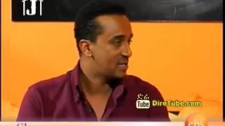 Meet  Artist Shewandagne Hailu-Jossy In Z House Show