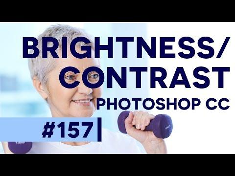 The BEST Brightness/Contrast Adjustment |Photoshop