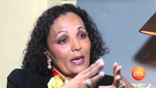 Interview with Nahusenay Girma on Who's Who Talk Show program season 03 Episode 01 | Talk Show
