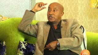 Interview with Artist Fikadu Tekle Mariam - Part 01 of 02  Jossy in Z House Talk Show