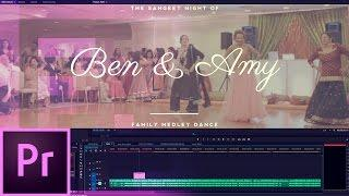 Create Beautiful Smooth Wedding Title Transitions - Premiere Pro CC