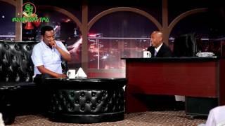 Comedian Demssie Wanos - SeifuOnEBS | Talk Show