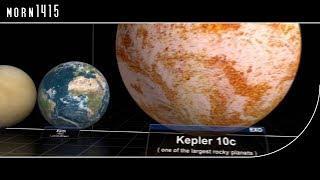 Star Size Comparison 2 | Amazing