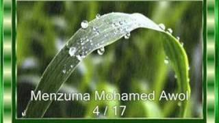 Mohamed Awol [ Menzuma ]