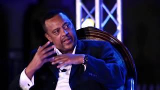 Interview with Artist Ephrem Tamiru at Seifu on Ebs Part 04 of  04 | Talk Show