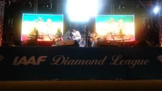 Tedy Afro roaks at  Qatar IAAF Diamond Germawineto