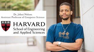 Interview with The Ethiopian-American Harvard Computer Science Professor Dr. Jelani Nelson [Part 1]-