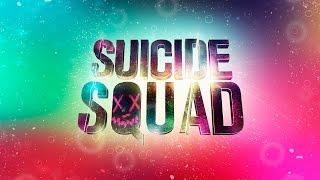 Suicide Squad 3D Text Effect - Photoshop CC | Eduvation