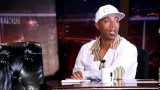 Jacky Gosee interview with Seifu Fantahun Show on EBS