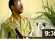 Mengistu Hailemariam hold interview at Paltak Chat Room