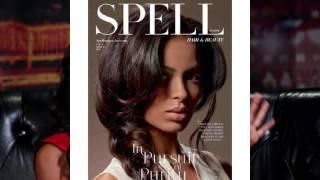 Interview with International Model Delina at Seifu on ebs | Talk Show