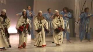 Ethiopian Gonder Eskista  choreography : Minyeshu