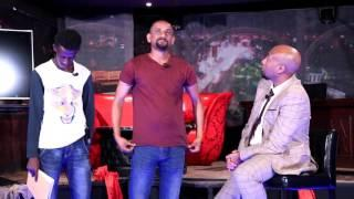 Interview with  An Ethiopian Who Invented His Own Robot - Seifu On EBS | Talk Show