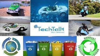 Special Vehicles That Can Float on Water & Recycling Technology - TechTalk with Solomon Season 09 Ep