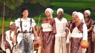 Coverage on Yekake Wordewet theater - Part 01 of 04 - Semonun Addis  | TV Show