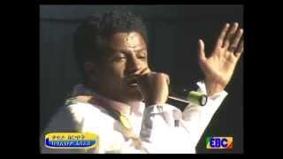 Esayas Tamirat of Balageru Idol Last and Best performance at Millennium Hall