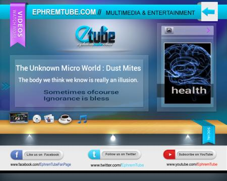 The Unknown Micro World : Dust Mites | Health Documentary