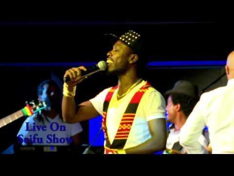 Asgegnew Ashko Dendesho Live on Seifu Show | Talk Show