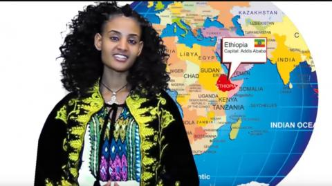 Tsehaye Kinfe  Hibre Zmare)-ህብረ ዝማሬ- -Ethiopian Music 2017