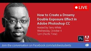 How to Create a Dreamy Double Exposure Effect in Photoshop
