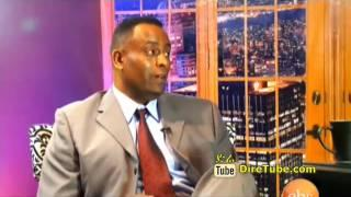 Interview with Chef Demeke Girma -- Seifu Fantahun Show on Ebs