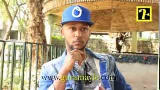 "Interview with Ethiopian singer Kib ""Kibrom Hailemariam"""