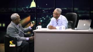 Interview with Artist Desalegn Melku Part 1 of 2 July 2015 | Tamagne Show