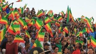 Jackey Gosee--Balager (San Jose Ethiopian Day)