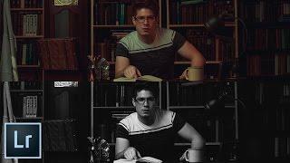Create Cinematic Movie Still Look in Lightroom (Tutorial) | Educational
