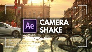 Create Fake Handheld Footage in After Effects | Educational