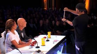 This Magician Blew Everyone Away With His Amazing Magic Tricks