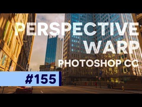 AWESOME Perspective Warp - Photoshop  | Educational
