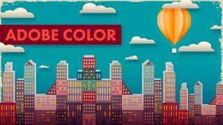 Five Reasons YOU Should Be USING Adobe Color CC for BETTER COLOR!