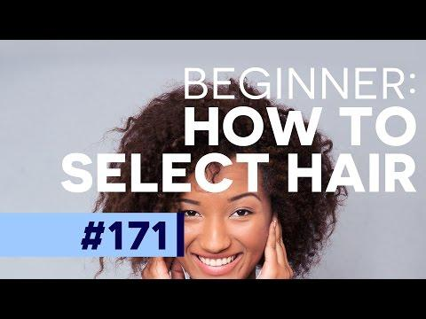 Beginner Tutorial: How to Select Hair in Photoshop CC | Educational