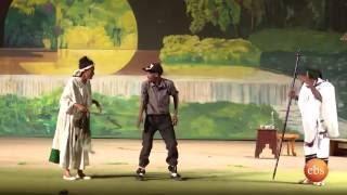 Coverage on Singiggo Theater - Semonun Addis / tv show