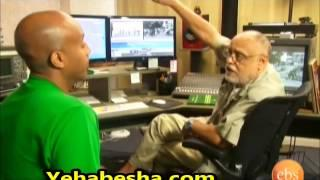 interview with Haile Gerima | Seifu on EBS