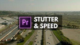5 SPEED, STUTTER, & REVERSE Video Intro Effects in Premiere Pro | Educational