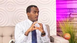 Interview with with Dr. Melaku  Demede about Transmitted disease and treatments on Helen show season