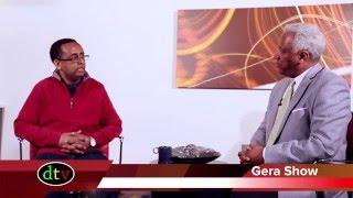 Interview With Industrial Designer Mr. Jomo Tariku - Part One - Gera-show | Talk Show