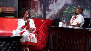 Interview with Artist Martha Ashagari  at Seifu on Ebs  | Talk Show